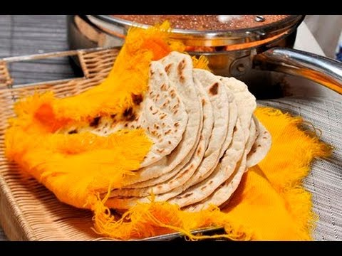 Tortillas de harina - How to make homemade Flour Tortillas