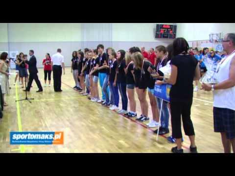 Olimpiada Młodzieży - Piłka Ręczna Dziewcząt - Ceremonia Wręczenia Nagród