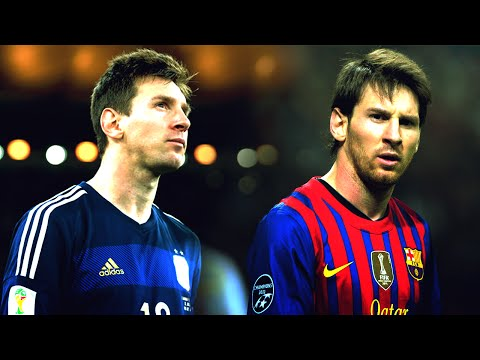 Lionel Messi ● Old Vs New Messi - Skills & Goals | Hd video