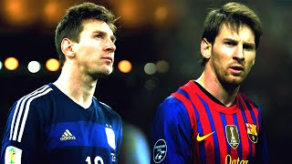 Lionel Messi ● Old vs New Messi - Skills & Goals | HD