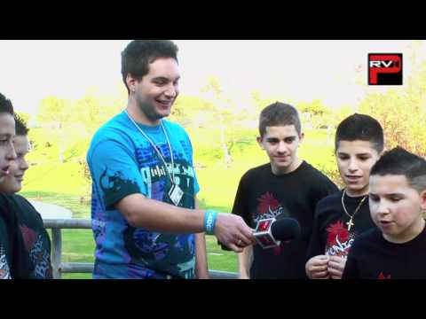 Chris Trondsen fan questions for Iconic Boyz Part 2