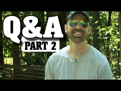 Freakin' Reviews Q&A, Part 2