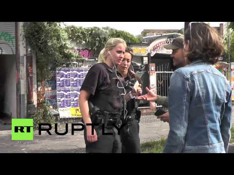 Germany: Suspected arson attack on Berlin mosque investigated
