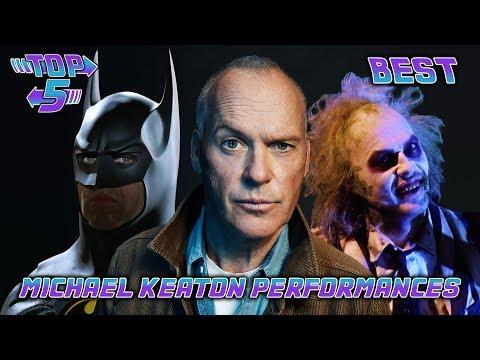 Top 5 Best Michael Keaton Performances thumbnail