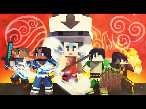 Minecraft Mods | AVATAR THE LAST AIRBENDER Mod Showcase! (Legend...