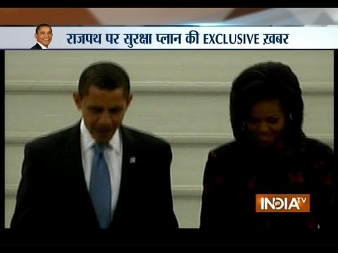 India TV Exclusive Report: The security mantra for Obama's India visit