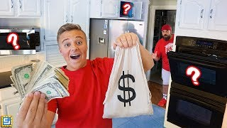 Extreme HIDE AND SEEK! LAST TO FIND the TREASURE Wins $1000!