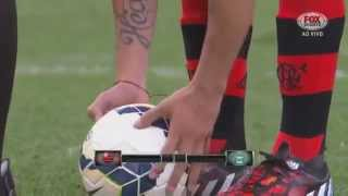 Gols Flamengo 3 x 2 Coritiba (pênaltis) Copa do Brasil 03/09/2014 HD