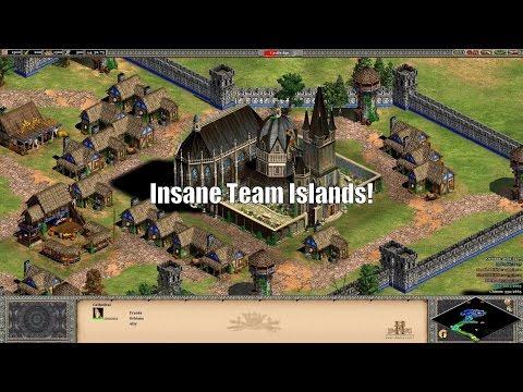 Aoe2 Incredible Islands Clic Game