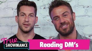 Bachelor Contestants Read Their Best DM's (True Showmance)