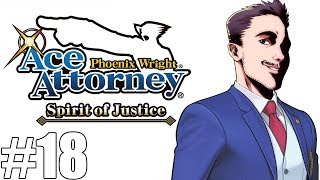E domani, processo - PW Ace Attorney: Spirit Of Justice #18