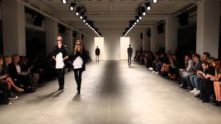 RAD by RAD HOURANI  S/S 2011 FASHION SHOW - VIDEO BY XXXX MAGAZINE