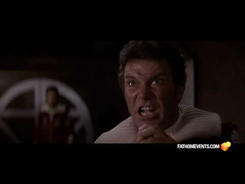 Star Trek II: The Wrath Of Khan 35th Anniversary