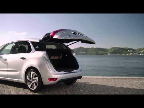 Novos Citroën C4 Picasso e Grand C4 Picasso - Salão do Carro