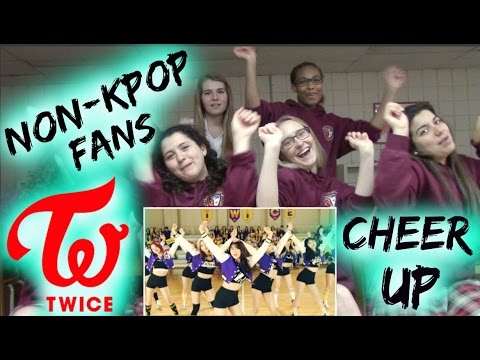 download lagu Non-Kpop Fans TWICE - CHEER UP Reaction gratis