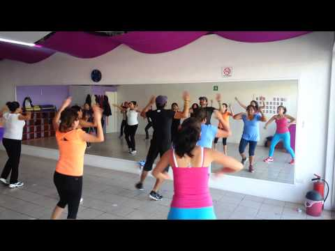 Fitness City Puebla Ritmos Latinos Alan