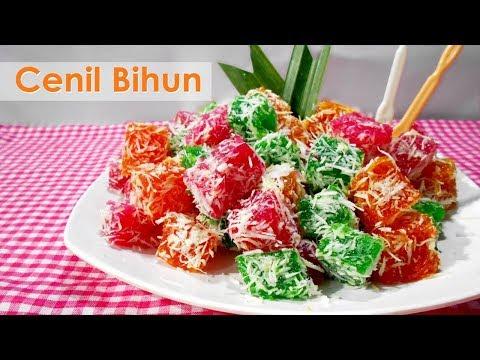 Resep: Cenil Bihun Ceria