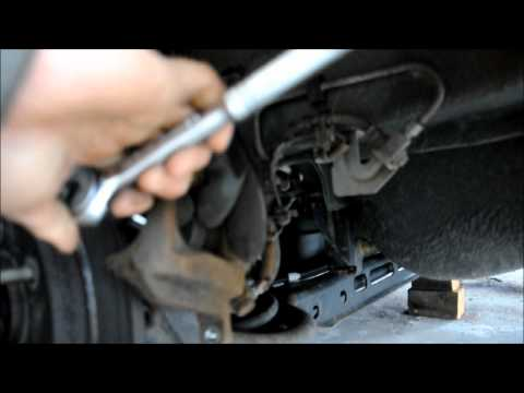 Compressing rear brake piston 2008 Dodge caravan