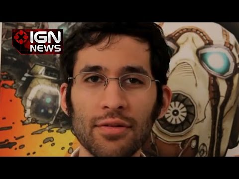 Borderlands 2 Lead Writer Departs Gearbox for New Comedy Show - IGN News