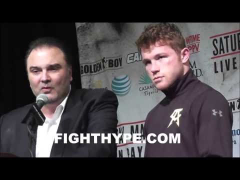 RICHARD SCHAEFER EYES BIGGER VENUES FOR CANELO COWBOYS STADIUM THEYRE INTERESTED