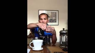 Bobby ANANTA how to clean French Press