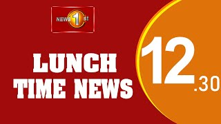 News 1st: Lunch Time English News | (14-09-2021)