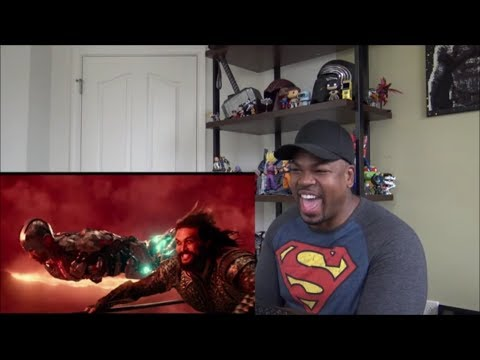 JUSTICE LEAGUE - Official Heroes Full online - REACTION!!!