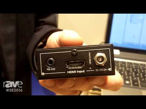 ISE 2016: Key Digital Showcases the KD-HDFIX22 HDMI Fixer