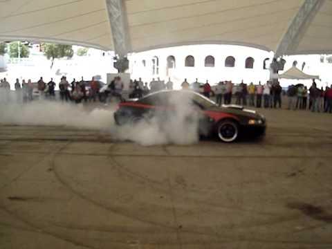 expo tuning  zacatecas 1 nov  2009   quemones de llanta