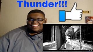 Download Lagu Imagine Dragons - Thunder ( Reaction ) Gratis STAFABAND