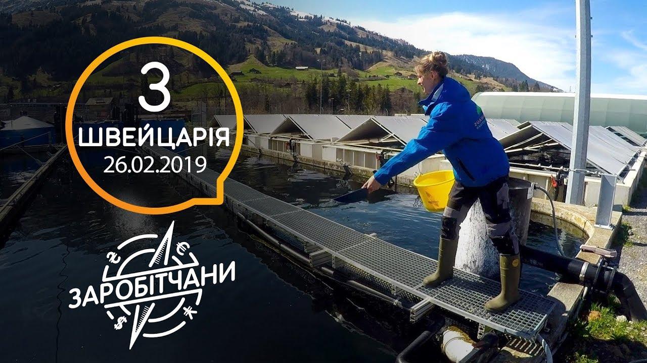 Заробітчани - Швейцария - Выпуск 3 - 26.02.2019