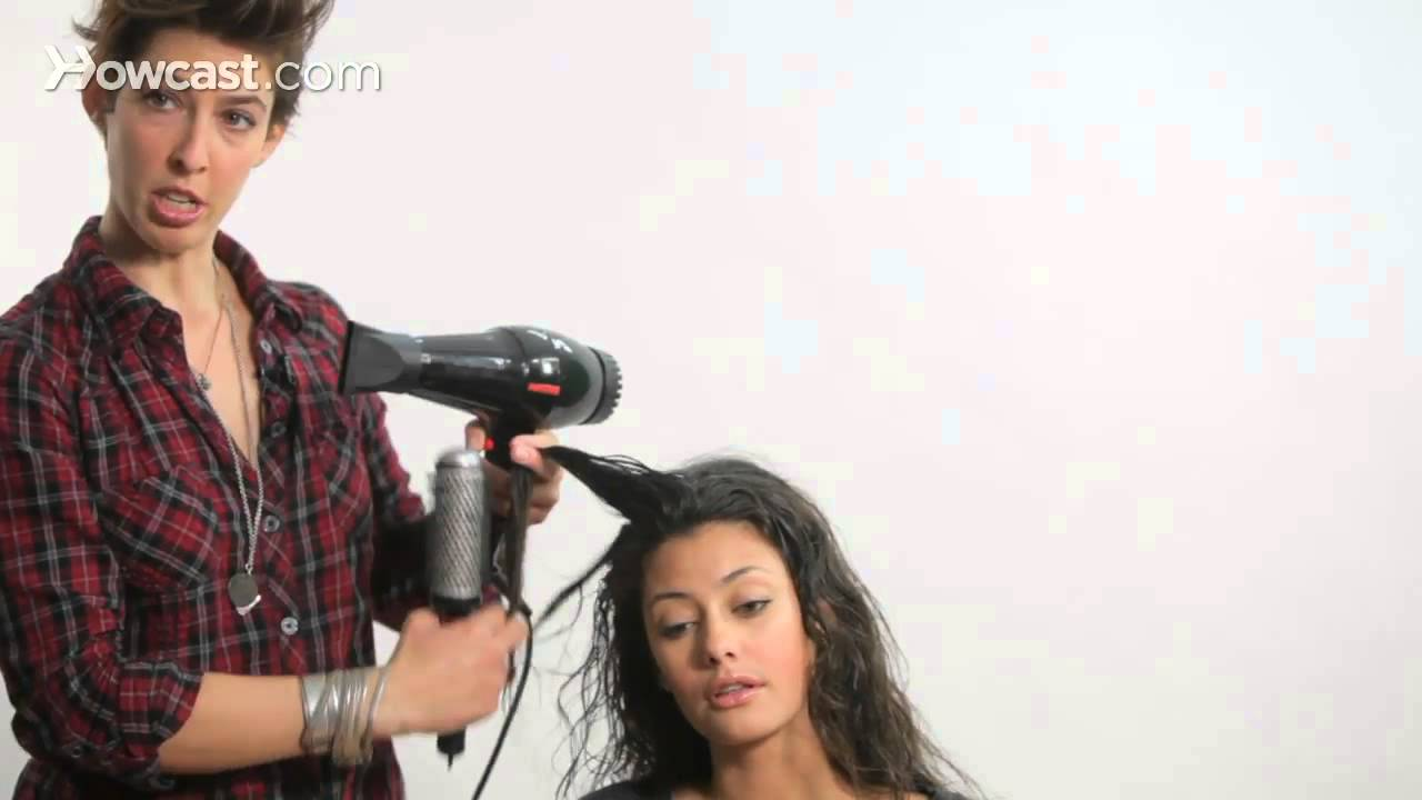 How to Use a Hair Dryer | Cute Hairstyles - YouTube
