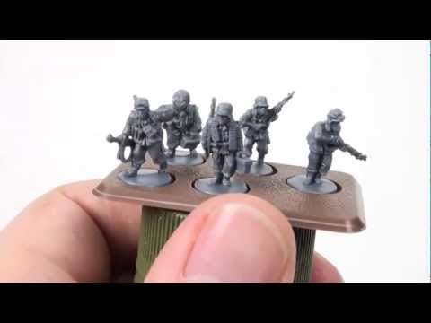Open Fire! Grenadier Painting Guide