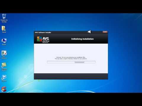 Como Descargar AVG Antivirus en Espanol Gratis