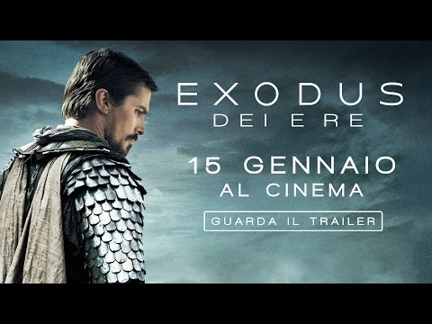 Exodus: Dei e Re | Trailer Ufficiale Italiano | 20th Century Fox