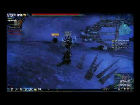 Vindictus - Having fun with yetis! [HD]
