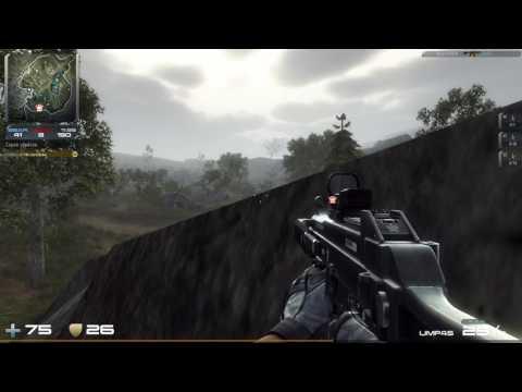 Contract Wars - UMP 45 + АПС (Custom) Prokill