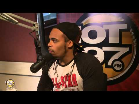 (Big Pun's Son) Chris Rivers' First Radio Interview on REAL LATE w/Peter Rosenberg