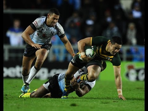 Castleford Tigers vs St Helens Rugby League ENGLAND: Super League