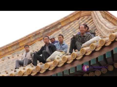 Hawaiian Airlines Explores Beijing, China