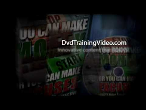 DvdTrainingVideo.com Marketing - Personal Development - Income Generation