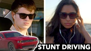 I Tried Stunt Driving Like Baby Driver