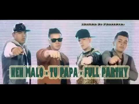 nene malo  tu papa  full parthy super mix