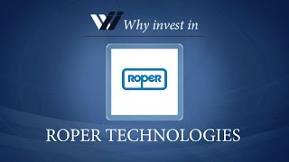Roper Technologies - Why invest in 2015