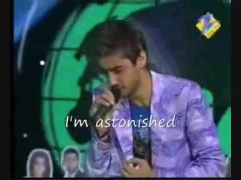 Amanat Alis   Tujhse naraaz nahi zindagi   English subs