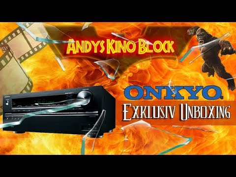Onkyo TX-NR727 im Soundtest