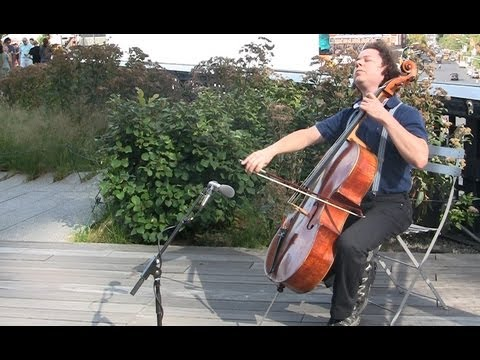Cellist Matt Haimovitz Performs Bach s Cello Suite No. 6