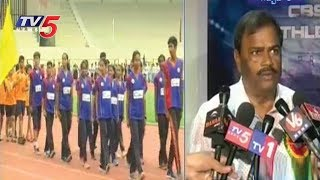 CBSE Cluster Athletic Championship In Hyderabad