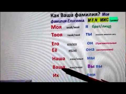 Russian Last Names Beginning With M