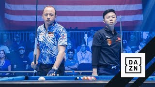 HIGHLIGHTS | US Open 9-Ball Championship Quarter-Finals